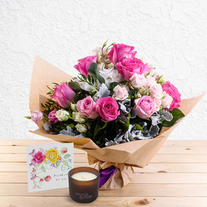 Precious Package with (Premium Card and Candle) | Buy Packages / Bundles in Dubai UAE | Gifts