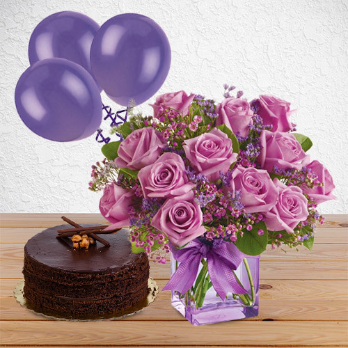 Purple Medley | Buy Packages / Bundles in Dubai UAE | Gifts