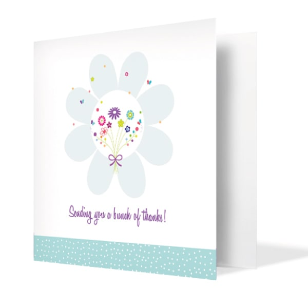 Thanks a Bunch Card | Buy Stationary in Dubai UAE | Gifts