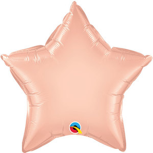 Rose Gold Star Foil Balloon | Buy Gifts in Dubai UAE | Gifts