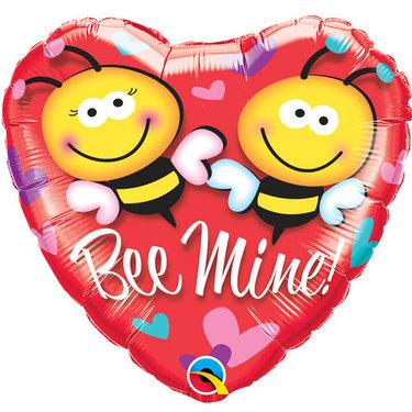 Bee Mine! Foil Balloon | Buy Balloons in Dubai UAE | Gifts
