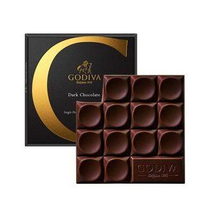 Godiva G Tablet - 68% Dark Chocolate | Buy Chocolates in Dubai UAE | Gifts