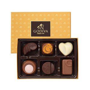Godiva Gold Discovery Box 6pcs | Buy Chocolates in Dubai UAE | Gifts