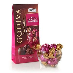 Godiva Milk Chocolate Truffle Bag 198g | Buy Chocolates in Dubai UAE | Gifts
