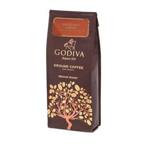 Godiva Hazelnut Crème Ground Coffee 284g | Buy Coffee in Dubai UAE | Gifts