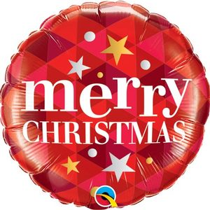 Merry Christmas Foil Balloon | Buy Balloons in Dubai UAE | Gifts