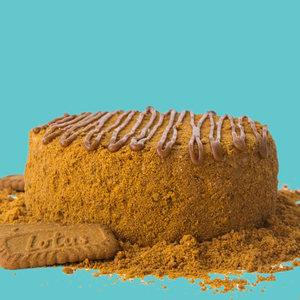 Sweet Salvation Lotus Cookie Ice Cream Cake | Ice Cream Cake in Dubai