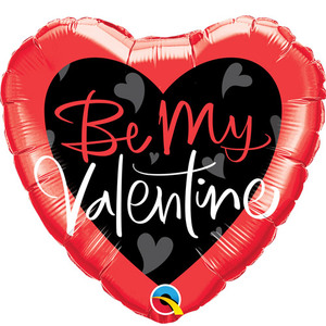 Be My Valentine Foil Balloon | Buy Balloons in Dubai UAE | Gifts
