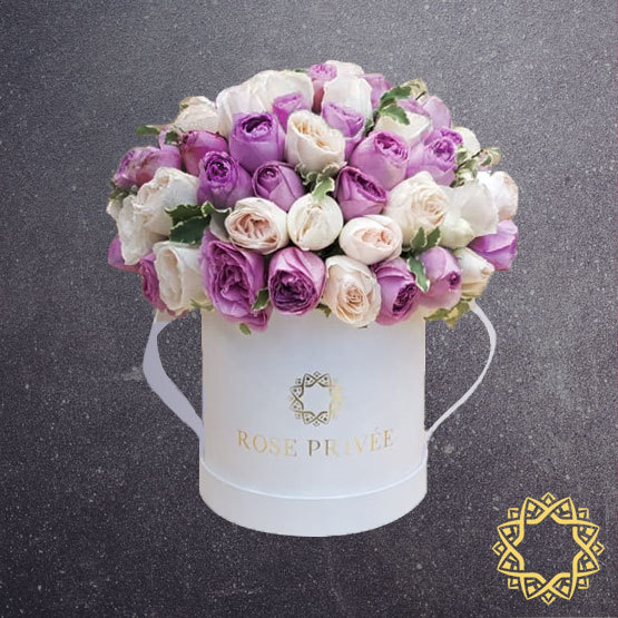 Radiant by Rose Privee | Buy Flowers in Dubai UAE | Gifts