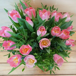 Pink Gorgeous Tulips | Buy Flowers in Dubai UAE | Gifts