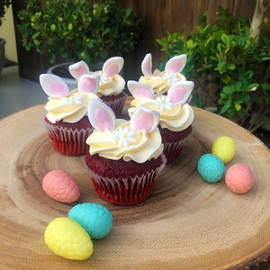 Easter Bunny Cupcakes | Buy Easter Bunny Cupcakes in Dubai UAE | Gifts