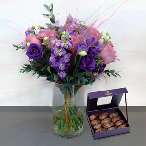 Nightingale Garden Package - Godiva Dates | Buy Flowers in Dubai UAE | Gifts