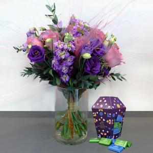 Nightingale Garden Package with Godiva Chocolates | Buy Flowers in Dubai UAE | Gifts