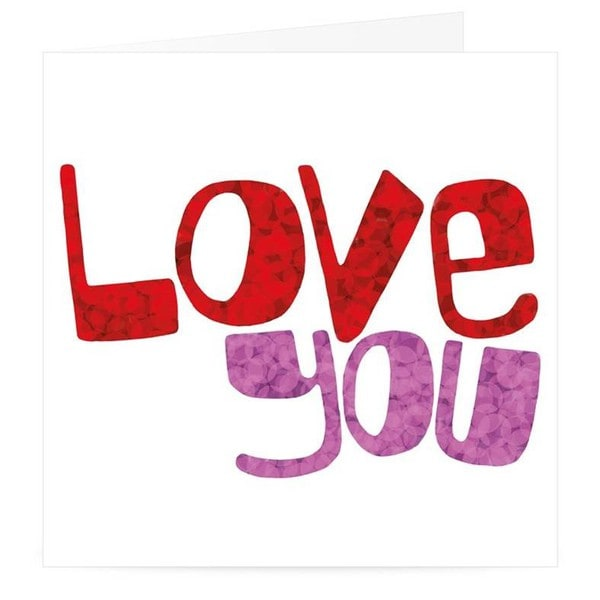 Love You Premium Card | Buy Stationary in Dubai UAE | Gifts
