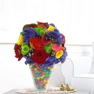 Fruit Basket | Buy Flowers in Dubai UAE | Gifts